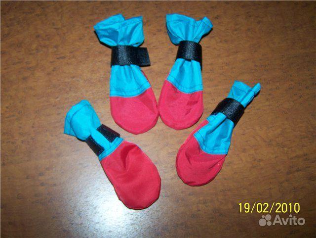 Как сшить обувь йорку своими руками 25