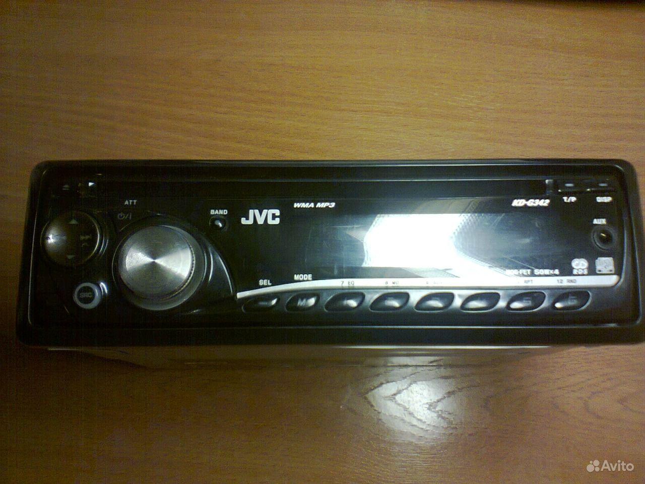 магнитола jvc плохо ловит радио