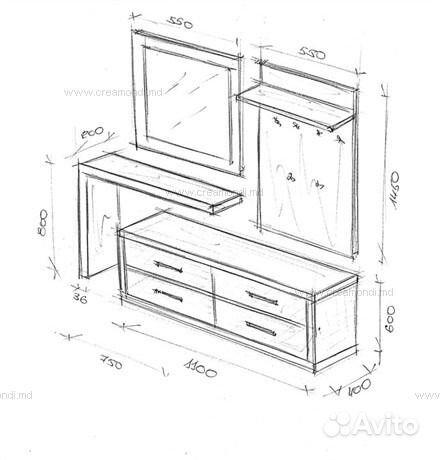 мебель спальня трансформер