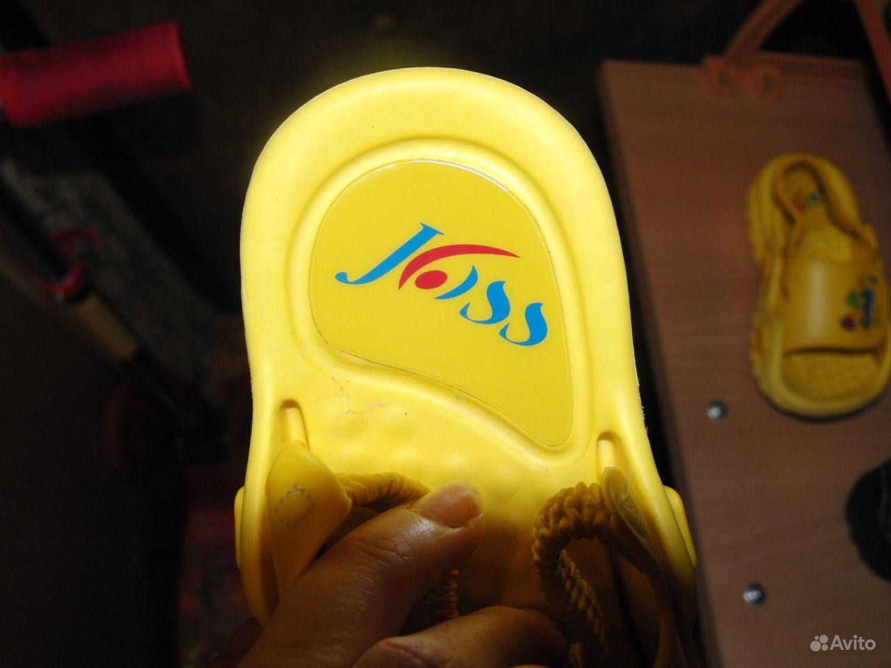 Пляжные резиновые тапочки для малыша купить в Санкт