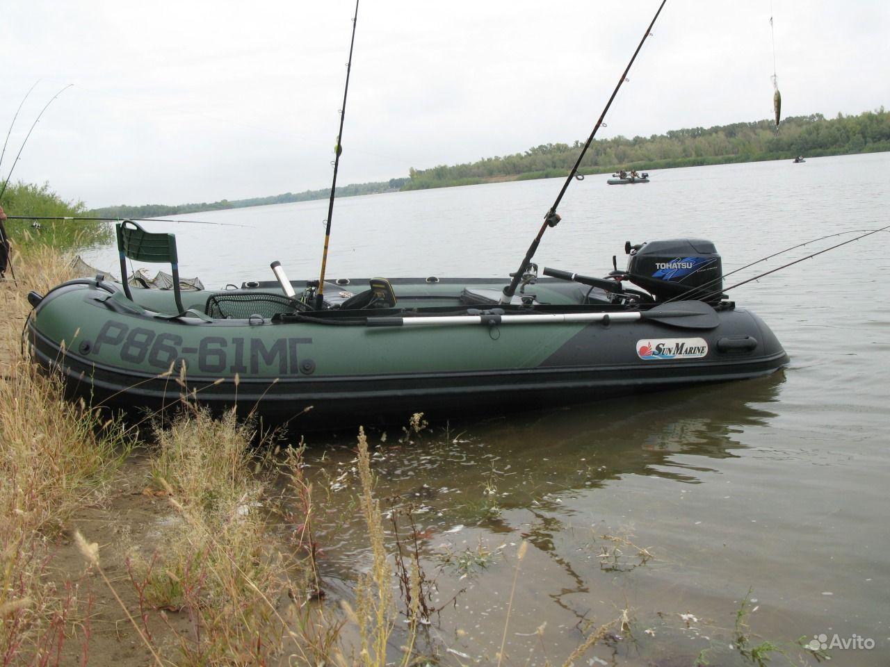 лодка санмарин 365 цена