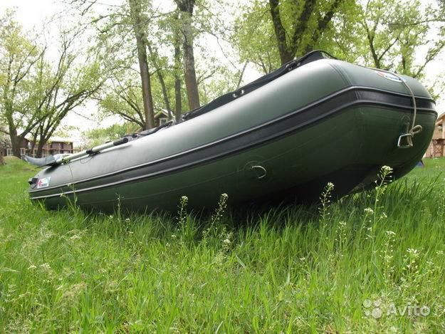 надувная лодка для стингрей