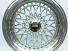 Диски Japan BBS R16 4x100/114.3 mini cooper KIA