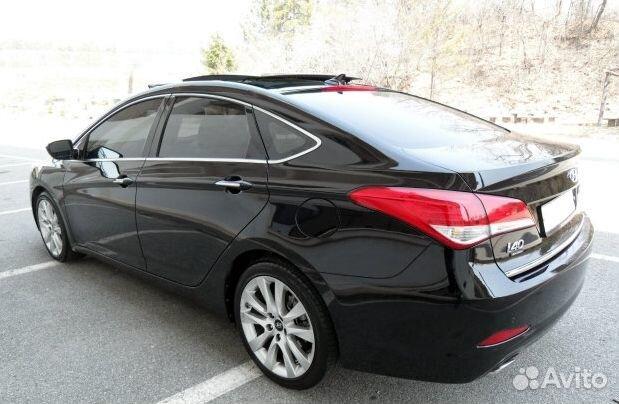 Hyundai i40 black