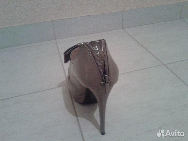 Туфли дерби черные сапоги