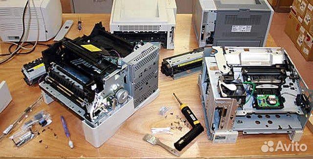 Ремонт лазерных принтеров hp своими руками