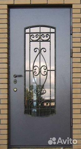посоветуйте металлическая дверь с улицы в дом