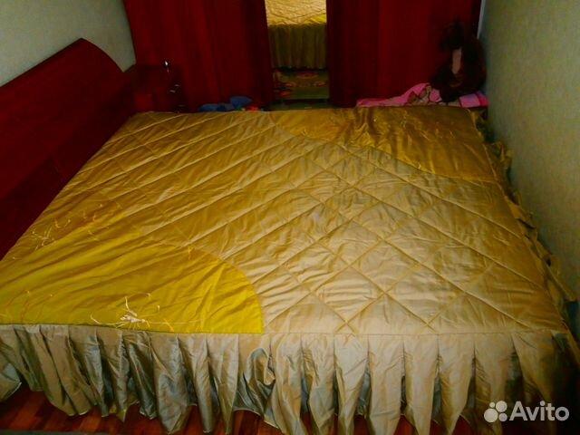 Как сшить покрывало на 2 х спальную кровать