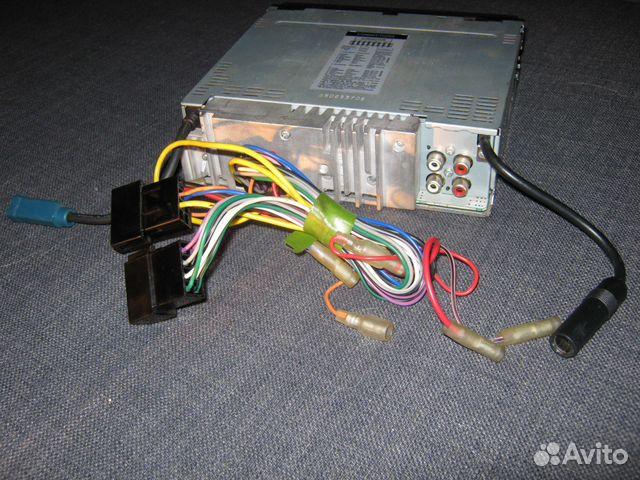 Alpine CDE-9874 магнитола