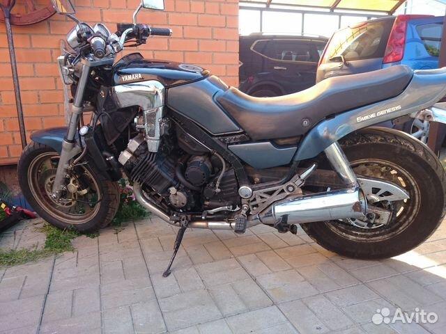 Subj: мотоцикл - yamaha fzx 750 - 4000 usd (торг)