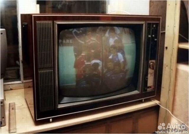 Телевизорна Рекорд 714, на