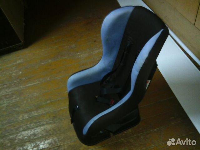 Детское автомобильное кресло б/у
