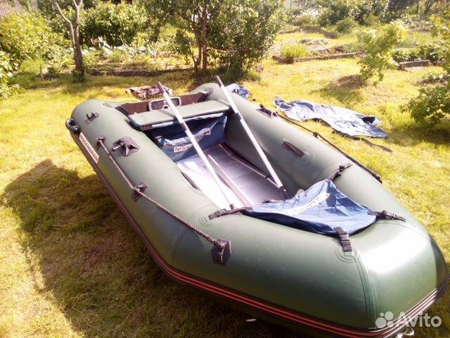 Новые надувные лодки nissamaran пвх