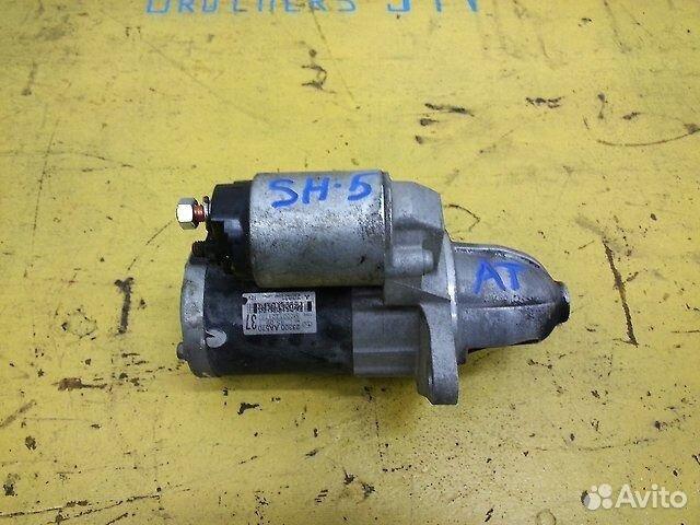 89625003353 Стартер Subaru Forester, SH5