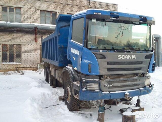 Scania в кирове