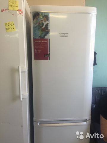 Холодильник Ariston hot point купить в Москве на Avito - Объявления на сайте Avito