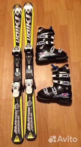 купить горные лыжи с ботинками б у опреляется