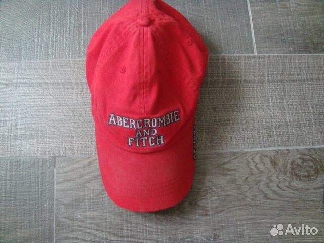 Предложение 400994 - Abercrombie Fitch бейсболка оригинал (Москва, Московская область) .