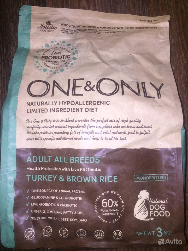Сухой корм для собак ONE&only