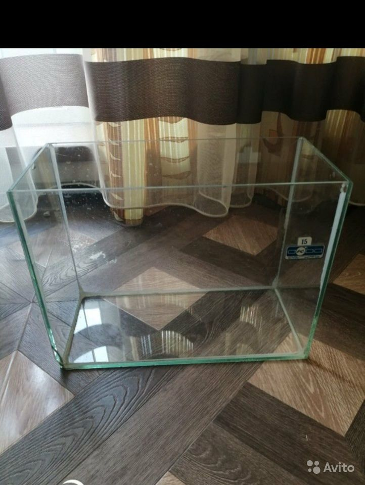 Аквариум с фильтром и грунтом купить на Зозу.ру - фотография № 1