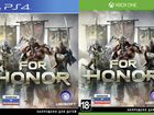 For Honor русская версия PS4/Xbox One