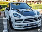 Обвес Hamann Guardian EVO для Porsche Cayenne 958