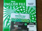 New english file, Intermediate, Workbook + CD + an