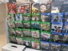 Диски Xbox one gta 5, nhl, forza horizon