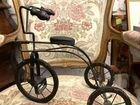 Велосипед игрушка старинный Европа