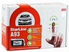 Автосигнализация starline новая а93