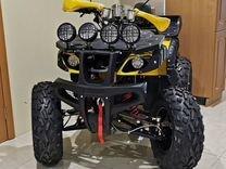 Квадроцикл tiger MAX grade 300 желтый