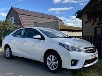 Toyota Corolla 1.6CVT, 2016, 160000км