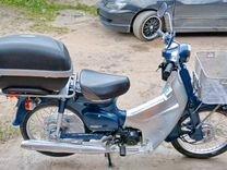 Honda Press Cub 50 Deluxe 2008 г. (Super Cub) — Мотоциклы и мототехника в Москве