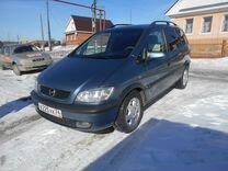 Opel Zafira, 1999 г., Челябинск
