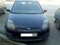 Ford Fiesta, 2006 г., Челябинск