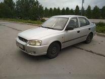 Hyundai Accent, 2006 г., Кемерово