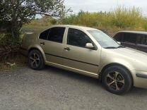 Volkswagen Bora, 2001 г., Воронеж
