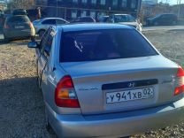 Hyundai Accent, 2005 г., Уфа