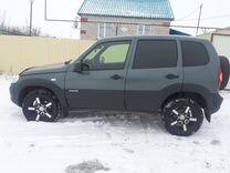 Chevrolet Niva, 2016 г., Саратов