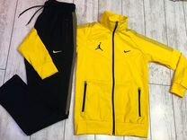 Спортивный костюм Jordan Джордан новый.Желтый — Одежда, обувь, аксессуары в Санкт-Петербурге
