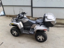 Продаю квадроцикл arctic CAT TRV 700 cruiser