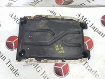 Защита, пыльник АКПП на BMW E65 E66