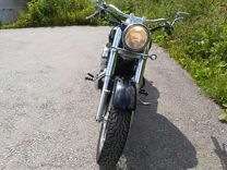 Honda VT400 shadow