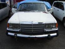 Комплект бамперов USA на Mercedes W116