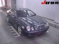 Амортизаторы+пружины Eibach на Mercedes W208 CLK32