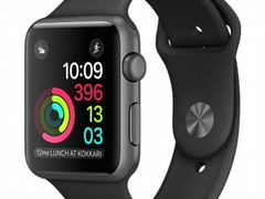Apple Watch Series 1 42mm Space Gray Aluminum Case