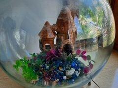 Шар аквариум