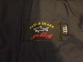 Куртка летняя Paul Shark