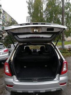 LIFAN X60 1.8МТ, 2014, внедорожник объявление продам