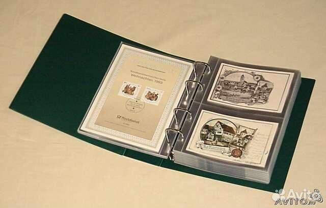 Альбом для открыток продать монету 1946 года